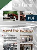 Post 9-11 Terror