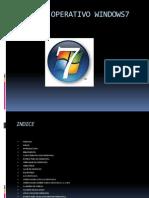 Sistema Operativo Windows7