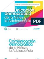 AFSCA - Defensoria - UNICEF - Comunicación Democrática - Niñez y Adolescencia.pdf