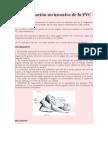 Monitorización no invasiva de la PVC