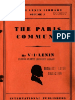 Lenin the Paris Commune