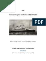 1945 - Die Versenkung Der Cap Arcona Und Der Thielbek (Mark Weber)