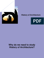 18616501 History of Architecture