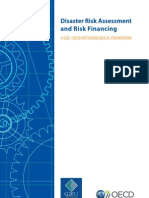 Disaster Risk Assessment and Risk Financing OECD 2012