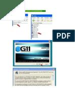 Guia de Instalacao G11