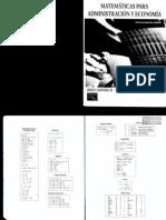 105918965 Matematicas Para Administracion y Economia 12 Ed Haeussler