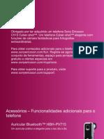 Sony Ericsson PT Celular C510