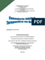 PHD022_Consejeria Biblica Terapeutica en Grupos