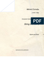 Corrette Concerto No 2 Comique