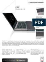Ultrabook Toshiba U840W-10C 14.4''