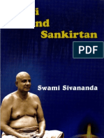 Bhakti and Sankirtan by Sri Swami Sivananda Saraswati
