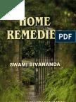 Home Remedies by Sri Swami Sivananda Saraswati