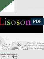 Lisosomas