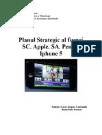 Proiect Management Strategic