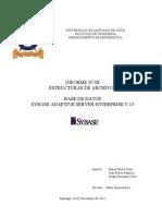 Trabajo III- Bases de Datos - SyBase Final