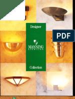 Manning Designer Collection Catalog 2-92