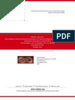 (Lectura 3) De los Aspectos Sociales del Desarrollo Economico a la Teoría de a Dependencia. Morales (2012)