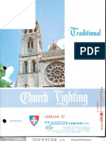 Manning Traditional Church Lighting Catalog T7 10-86