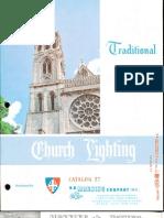 Manning Traditional Church Lighting Catalog T7 1-90