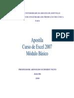 Apostila Curso Excel Basico 2007 2010