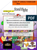 Food Fight 2013