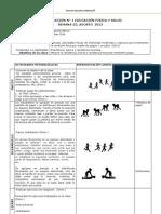 Planificacion Ed.fisica 2basico Semana25 Agosto 2013