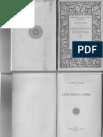 Giuseppe Tarozzi - L'Esistenza e l'Anima