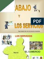 lostrabajosylosserviciosunidad13-110312095441-phpapp02