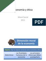 Moral Social-Economia Etica