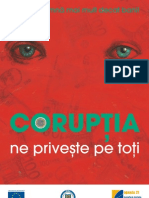 perceptia asupra coruptiei