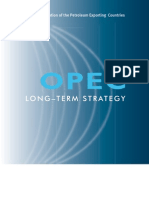 OPEC Long Term Strategy