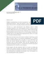 Ethical Dilemmas Unit1