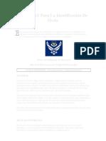 Guía USAF Para La Identificación De Ovnis.docx