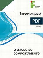 Behaviorismo Pronto