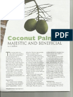 Coconut Palm page 1 of 2 by J.C. Kurian