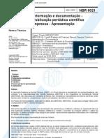 NBR 6021_Publicação periodica