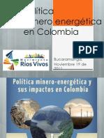 Politica Minero Energetica Encuetro Santander - Juan Pablo Soler