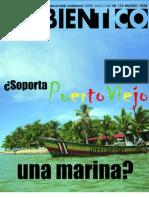 Ambientico 174 Marina Puerto Viejo