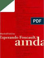 2005 Marshall Sahlins - Esperando Foucault, Ainda