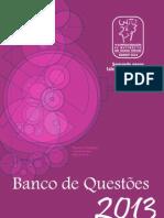 Manual das Olimpíadas Brasileira de Matemática