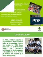 Presentacion Icbf Suarez-dic 6 2011
