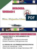 Unidad 1 Microbiologia