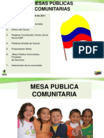 Agenda Mesa Pública Suarez Dic 06