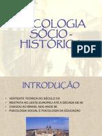 PSICOLOGIA SÓCIO - HISTÓRICA