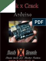 Hack x Crack Cuaderno Arduino