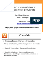 aula 1 - Introdução ao Cabeamento Estruturado-2013 .ppt