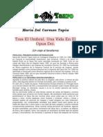 Tapia Maria Del Carmen - Tras El Umbral Una Vida en El Opus Dei
