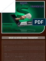 Inter Bank Transfer