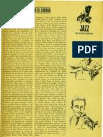 Breve Historia Del Jazz 3 en Caballero Julio 1966