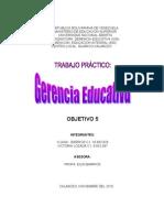 Gerencia Educativa (536) - Para Combinar